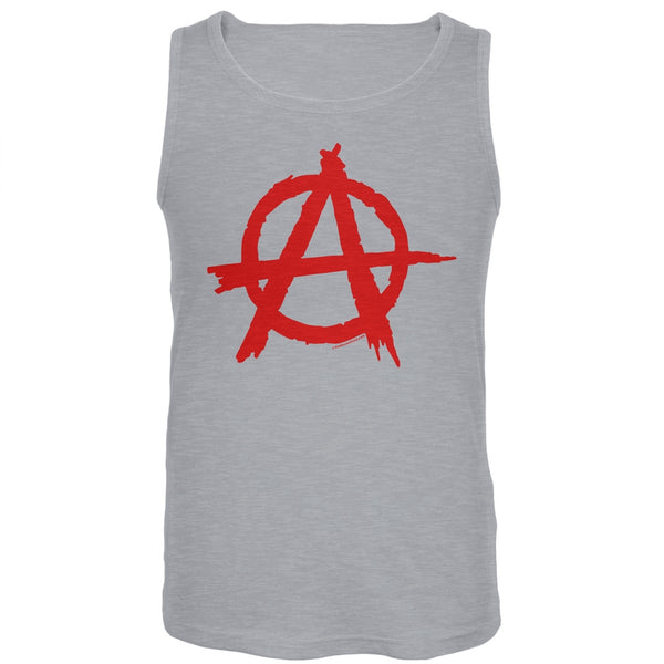 Anarchy Grey Tank Top
