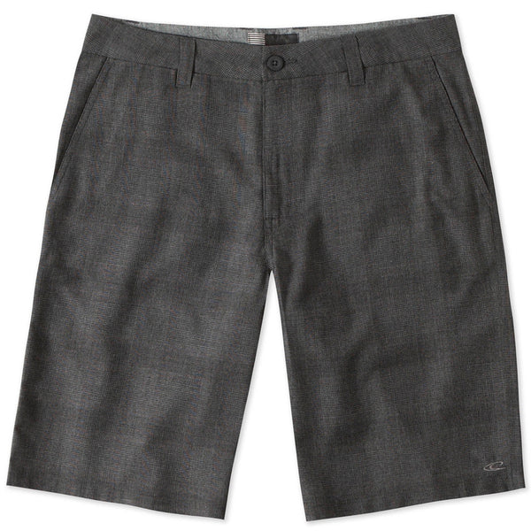 O'Neill - Delta Charcaol Heather Walk Shorts