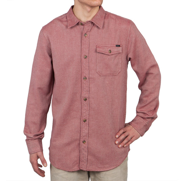 O'Neill - Frasier Long Sleeve Button-Up Shirt