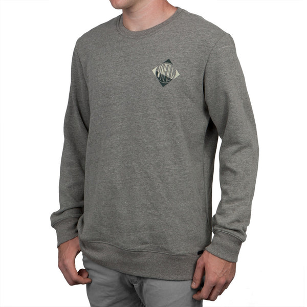 O'Neill - Exemption Heather Crew Crewneck Sweatshirt