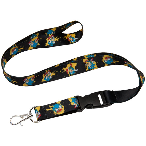 Sonic the Hedgehog - Running Lanyard