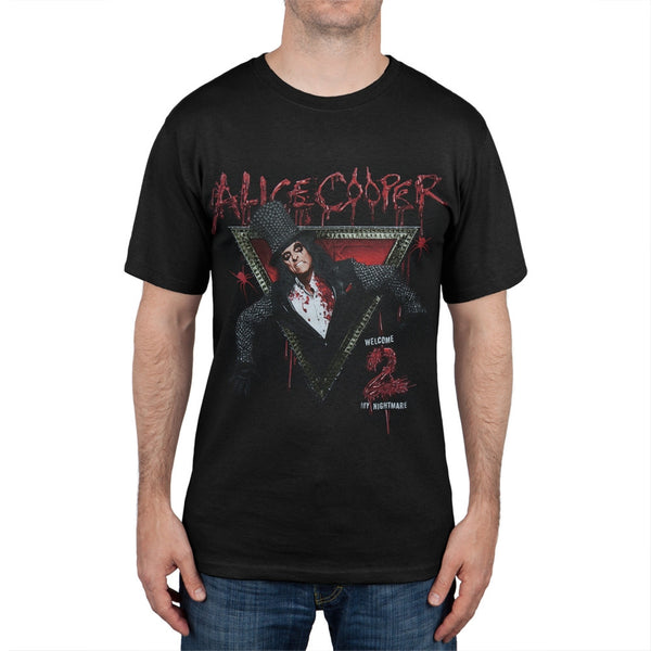 Alice Cooper - Welcome 2 My Nightmare T-Shirt