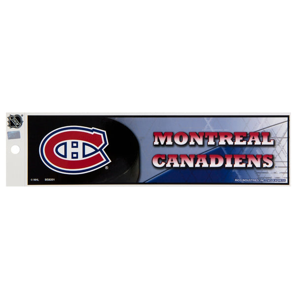 Montreal Canadiens - Logo Bumper Sticker
