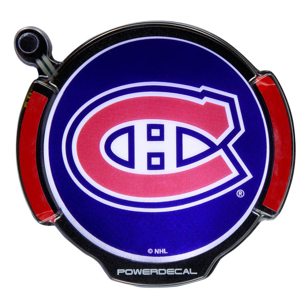 Montreal Canadiens - Logo LED Decal