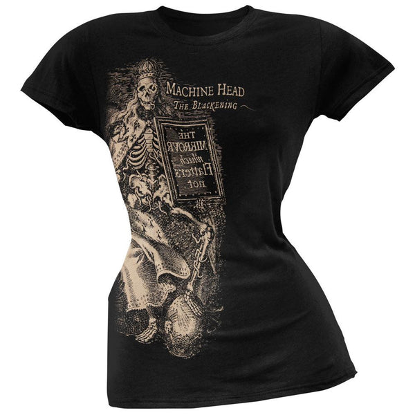 Machine Head - The Blackening Skull King Juniors T-Shirt