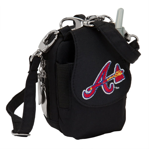 Atlanta Braves - Logo Flip Phone Wallet