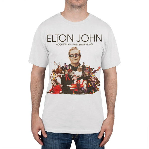 Elton John - Rocket Man 2011 Tour T-Shirt