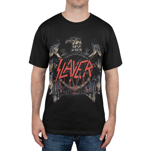 Slayer - Black Eagle 2012-2013 World Tour T-Shirt