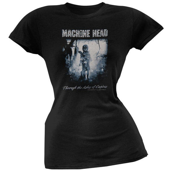Machine Head - Through the Ashes of Empires Juniors T-Shirt