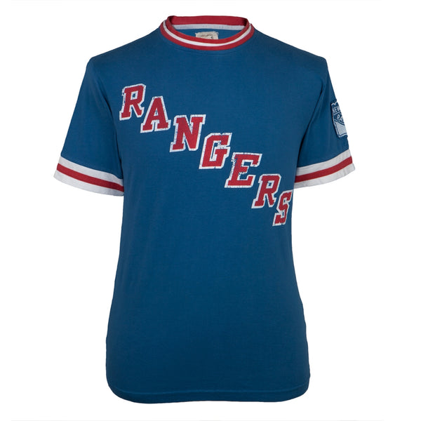 New York Rangers - Logo Remote Control Jersey T-Shirt