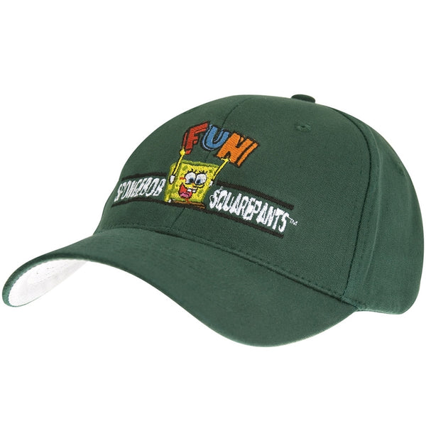 Spongebob - Fun Flex-Fit Baseball Cap