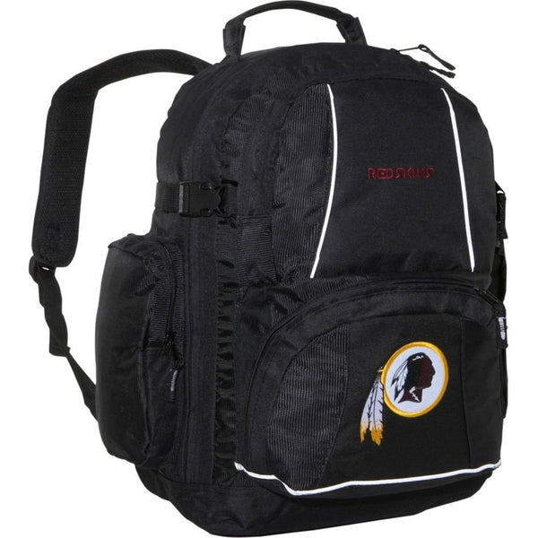 Washington Redskins - Logo Trooper Black Backpack