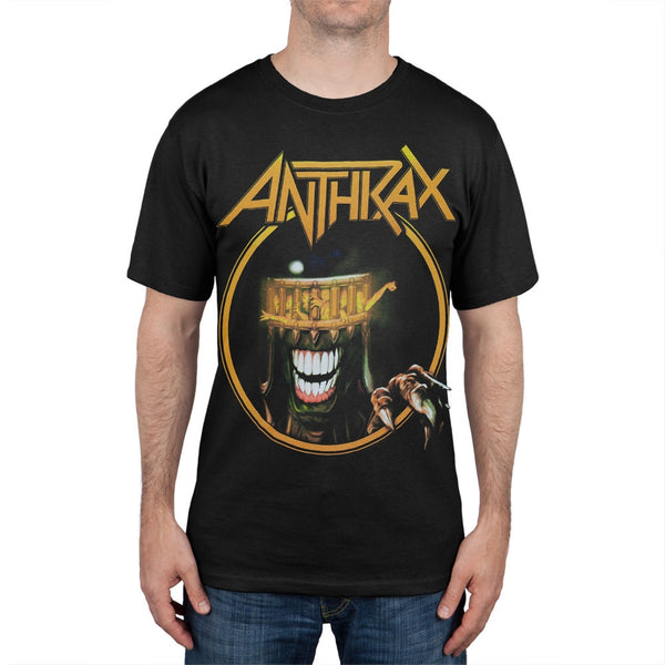 Anthrax - Judge Dredd 2013 North America Tour T-Shirt