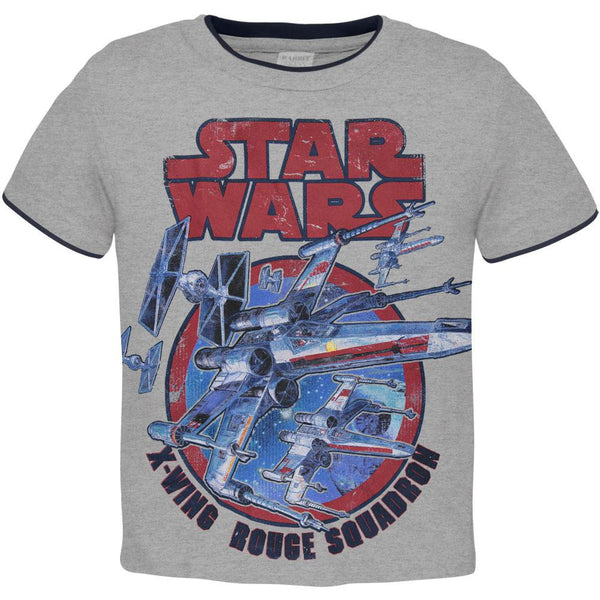 Star Wars - X-Wing Rouge Squadron Juvy T-Shirt