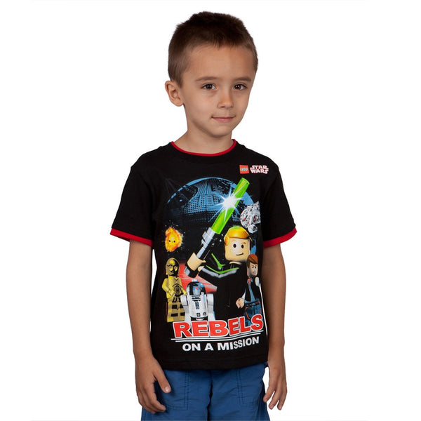 Lego Star Wars - Rebels On a Mission Juvy T-Shirt
