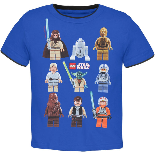 Lego Star Wars - Rebel Line Up Juvy T-Shirt