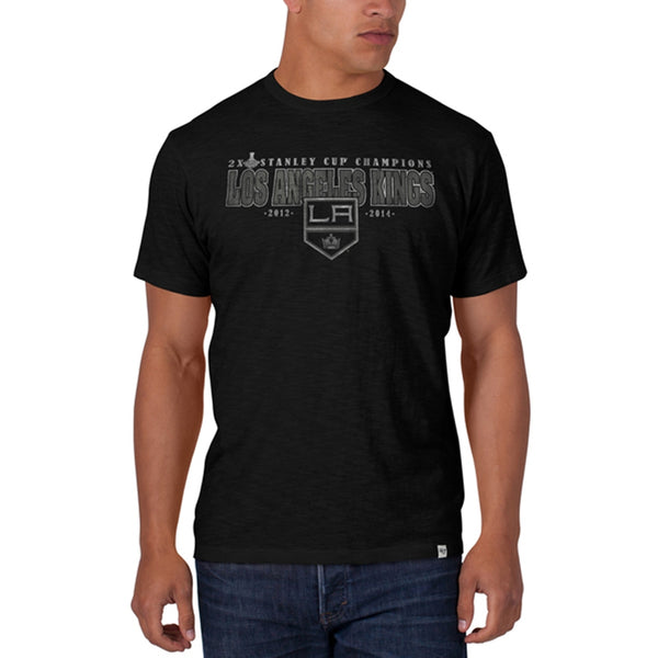 Los Angeles Kings - 2-Time Stanley Cup Champions Scrum T-Shirt