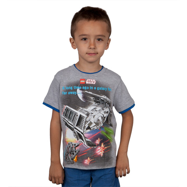 Lego Star Wars - In a Galaxy Far Away Battle Juvy T-Shirt