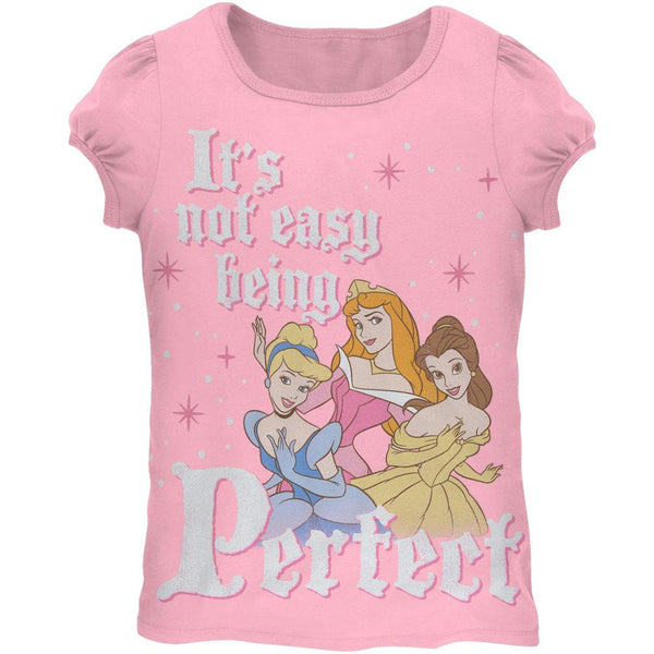 Disney Princesses - It's Not Easy Girls Juvy T-Shirt