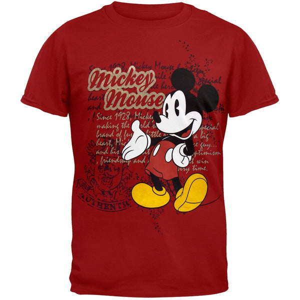 Mickey Mouse - Glimmering Mickey T-Shirt