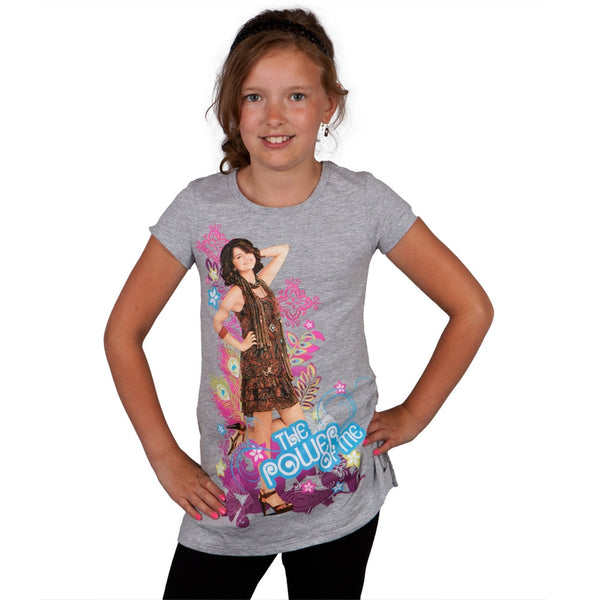 Wizards Of Waverly Place - Alex Power of Me Girls Youth T-Shirt