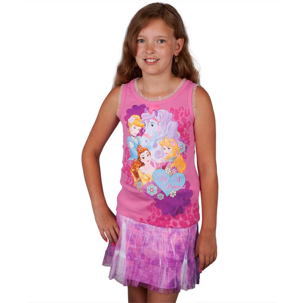 Disney Princesses - Be a Princess Girls Juvy Skirt Set
