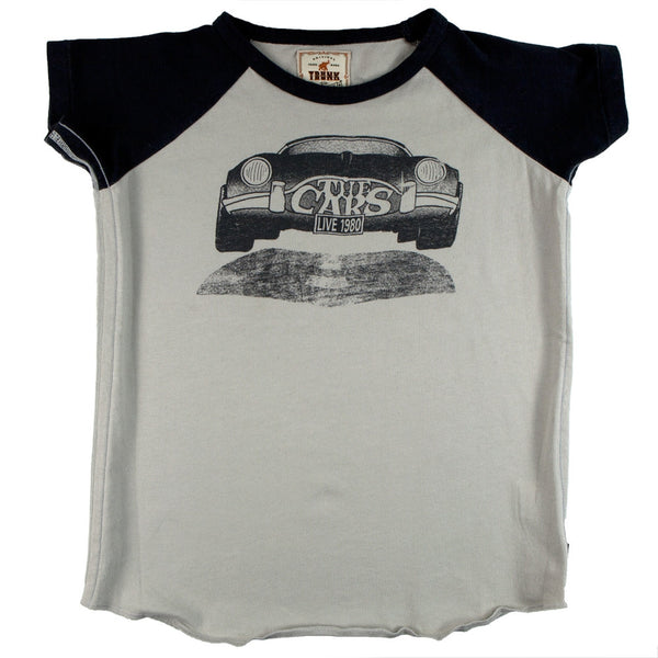 The Cars - Live 1980 Premium Youth T-Shirt