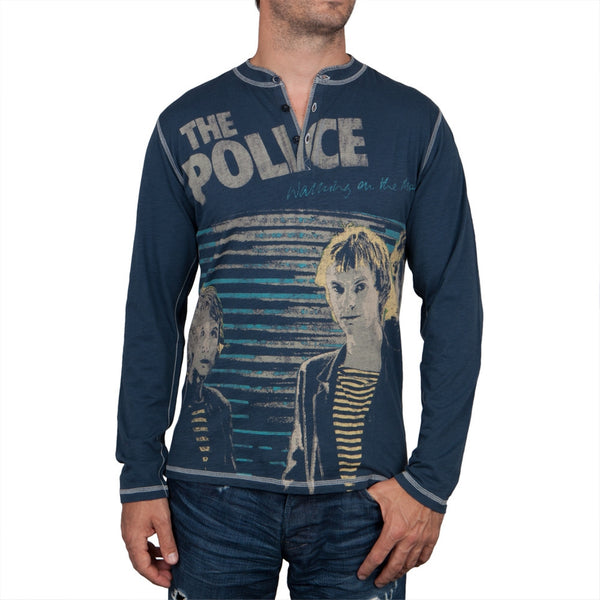 The Police - Walking on the Moon Premium Henley