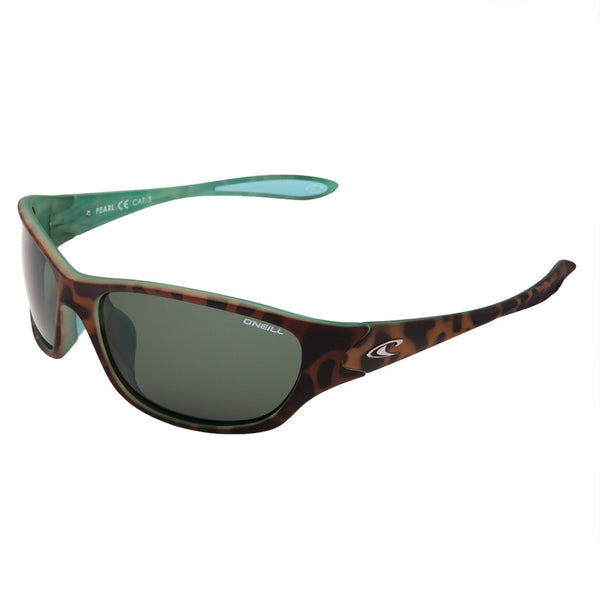 O'Neill Sunglasses - Pearl Tortoise Shell & Mint Sunglasses