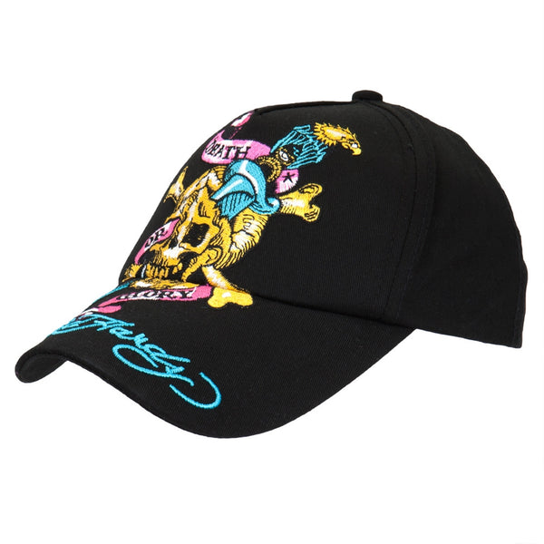 Ed Hardy - Skull & Eagle Youth Adjustable Baseball Cap