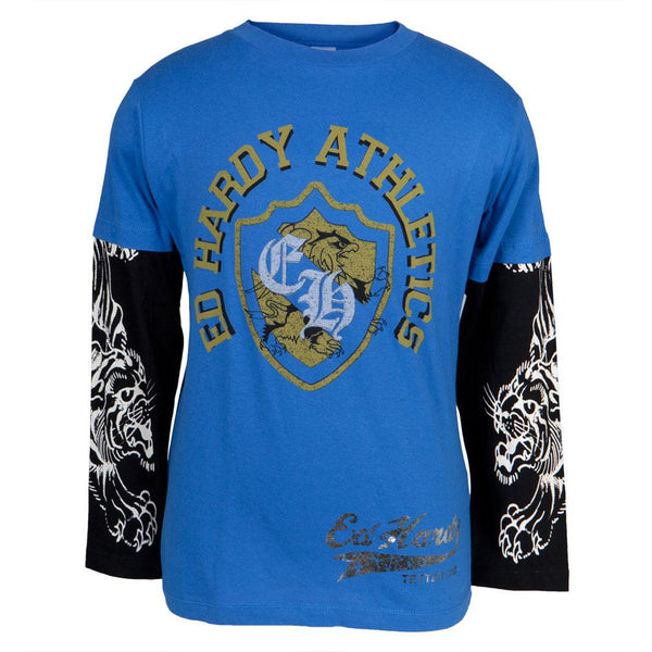 Ed Hardy - Athletics Blue Youth 2fer