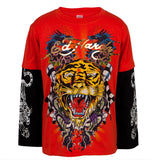 Ed Hardy - Tiger and Dragon Roar Youth 2fer