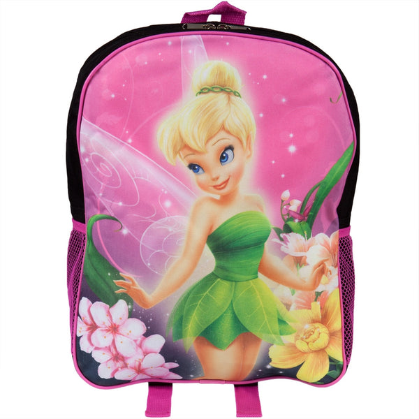 Tinkerbell - Tink In Flowers Medium Backpack