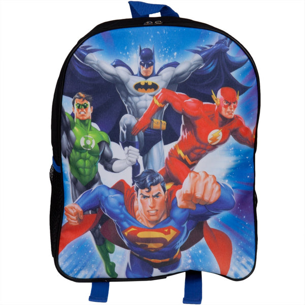 DC Comics - Superheroes To Action Medium Backpack