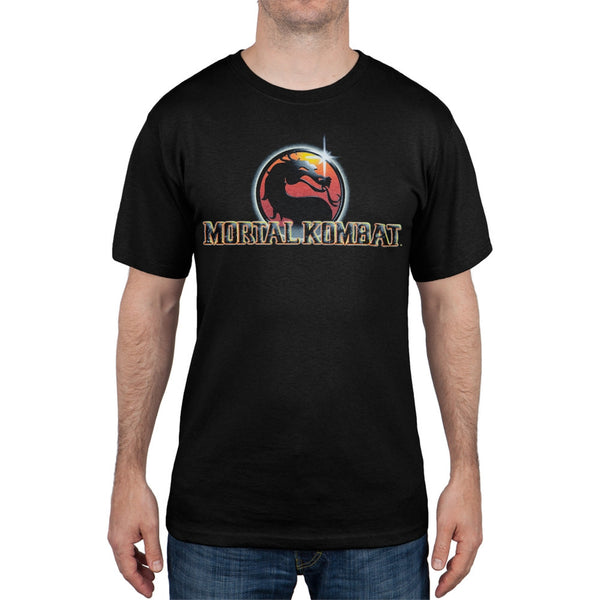 Mortal Kombat - Original Logo T-Shirt