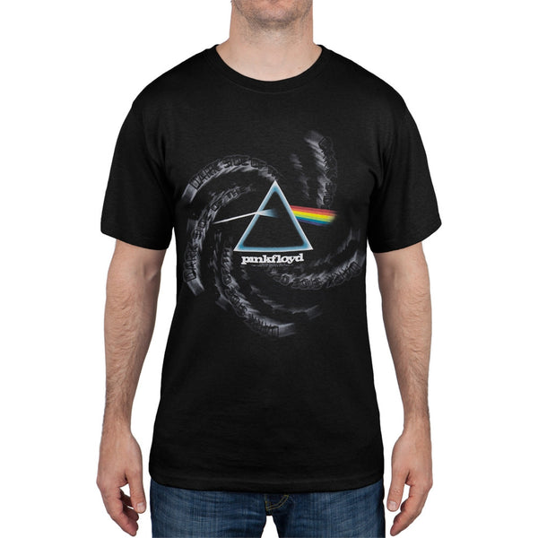 Pink Floyd - Spiral Dark Side T-Shirt