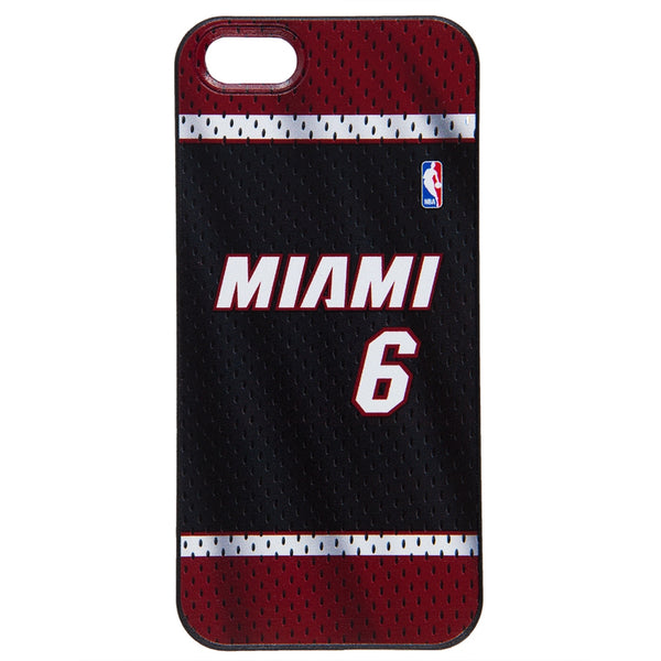 Miami Heat - LeBron Road Jersey iPhone 5 Thinshield Snap-On Case