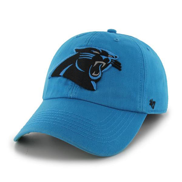 Carolina Panthers - Logo Franchise Fitted Baseball Cap