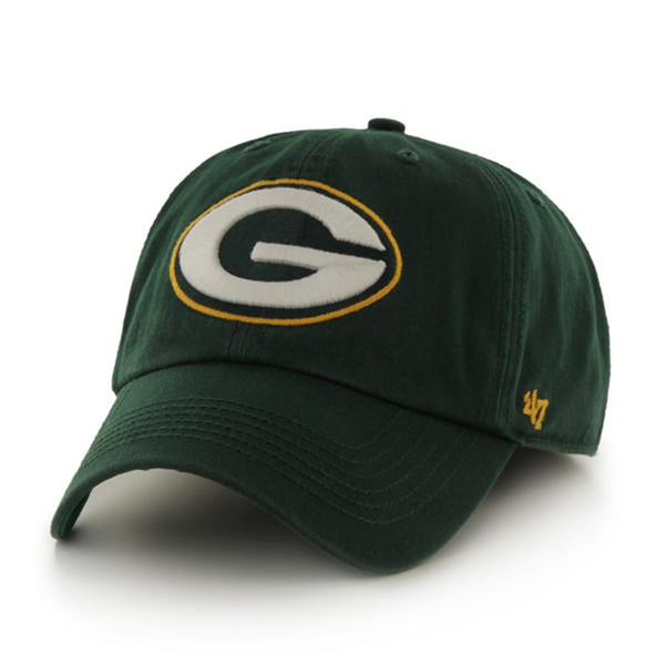 Green Bay Packers - Logo Franchise Fitted Baseball Cap
