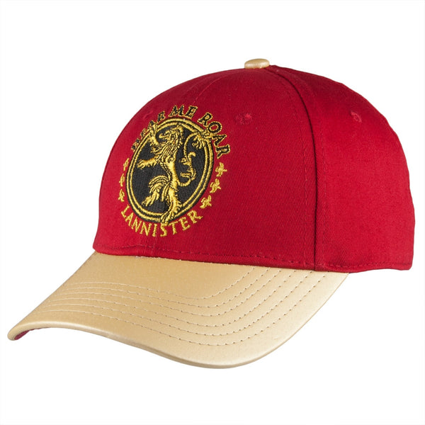 Game of Thrones - Hear Me Roar Adjustable Baseball Cap