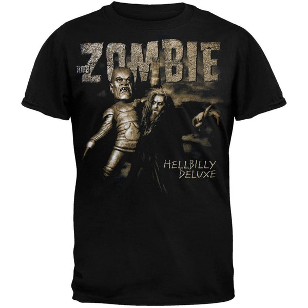 Rob Zombie - Robot Throne - T-Shirt