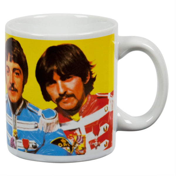 The Beatles - SGT Pepper's Lonely Hearts Club Band 12oz Coffee Mug