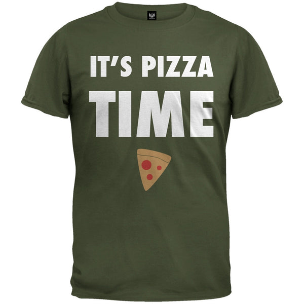 It's Pizza Time T-Shirt