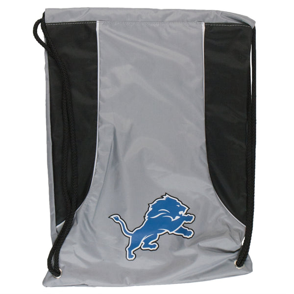 Detroit Lions - Team Logo Nylon Backsack