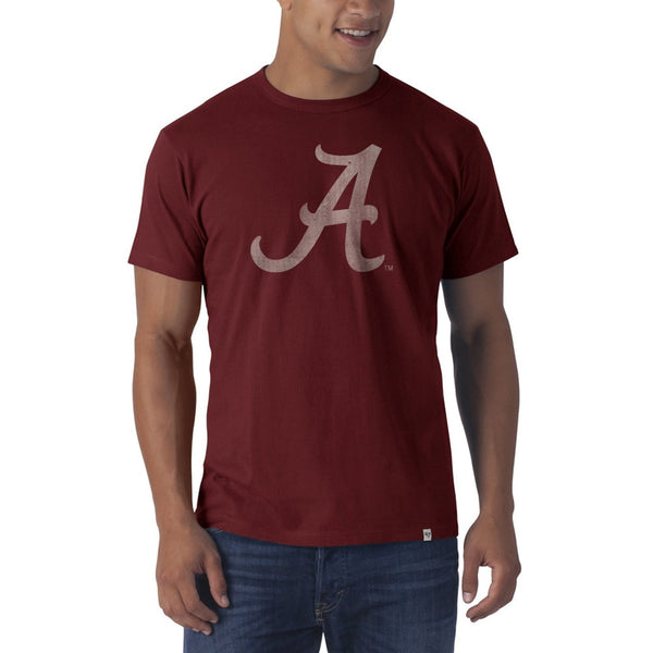 Alabama Crimson Tide - Flanker Premium T-Shirt