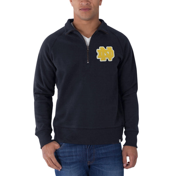 Notre Dame Fighting Irish - Cross-Check Premium Pullover Sweatshirt