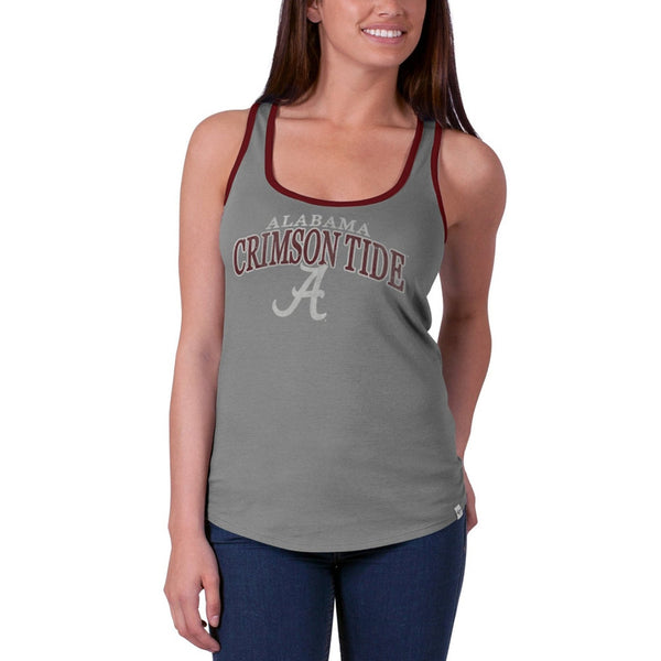 Alabama Crimson Tide - Headway Premium Juniors Tank Top