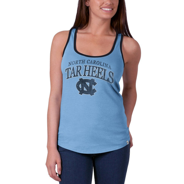 North Carolina Tar Heels - Headway Premium Juniors Tank Top