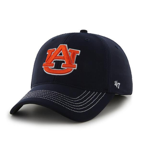 Auburn Tigers - Logo Game Time Stretch Fit Baseball Cap