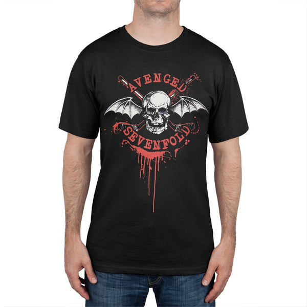 2333f5a64 Avenged Sevenfold - Game On Canada 2014 Tour T-Shirt